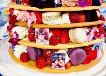 Detto fatto b-cake torta di compleanno