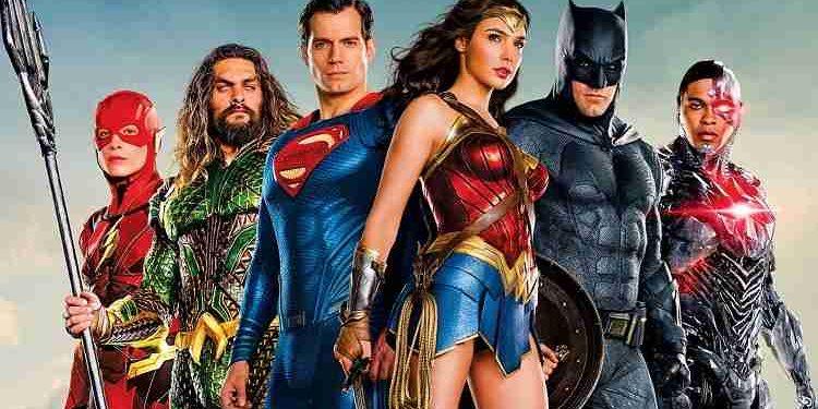 Justice league Trama cast