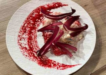 La prova del cuoco risotto radicchio