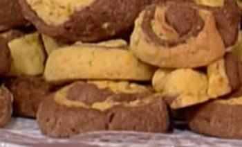 La prova del cuoco biscotti bicolore Spisni