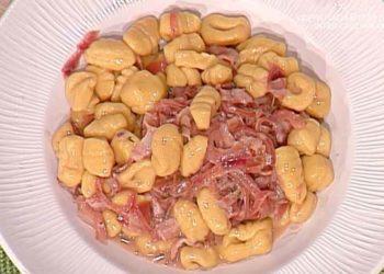La prova del cuoco gnocchi di ceci Persegani