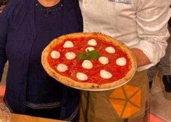 La prova del cuoco pizza Sorbillo