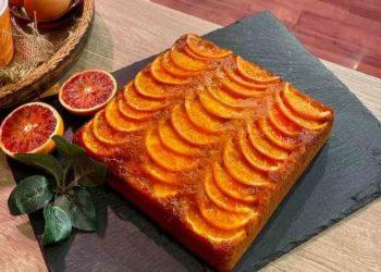 La prova del cuoco torta all'arancia Cattelani
