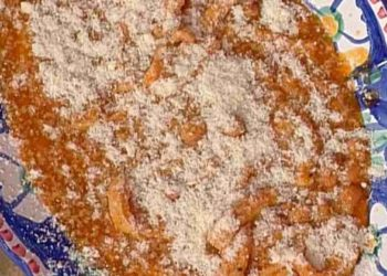 La prova del cuoco trippa alla parmigiana