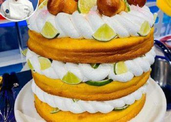 Detto fatto torta margarita