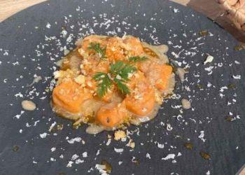 La prova del cuoco gnocchi di carote