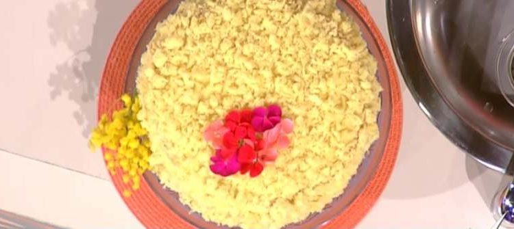 Detto fatto torta mimosa