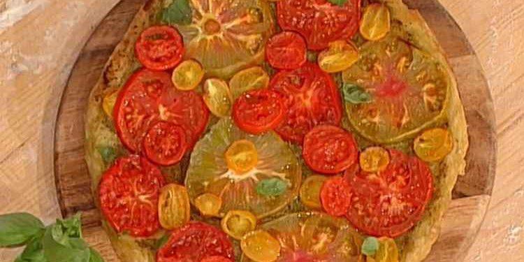 La Prova del cuoco sfoglia furba pesto pomodori