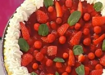 La prova del cuoco tiramisù alle fragole