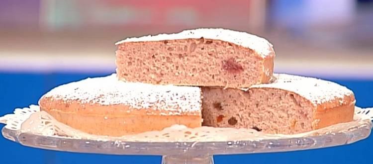 La prova del cuoco torta senza