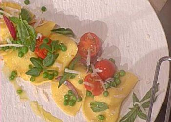 La prova del cuoco ravioli di mozzarella