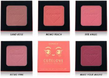 Cliomakeup blush cutelove
