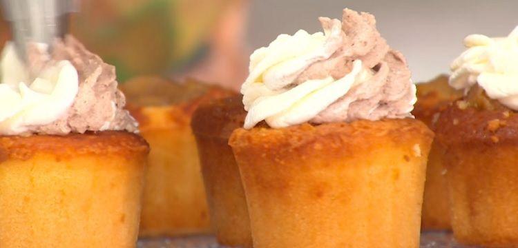 Cupcake cuor di mela è sempre mezzogiorno