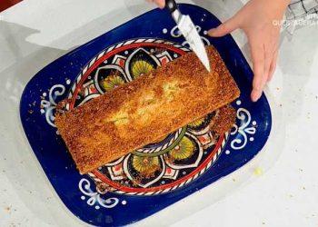 Plumcake al cocco è sempre mezzogiorno