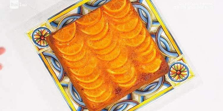 Torta arance caramellate è sempre mezzogiorno