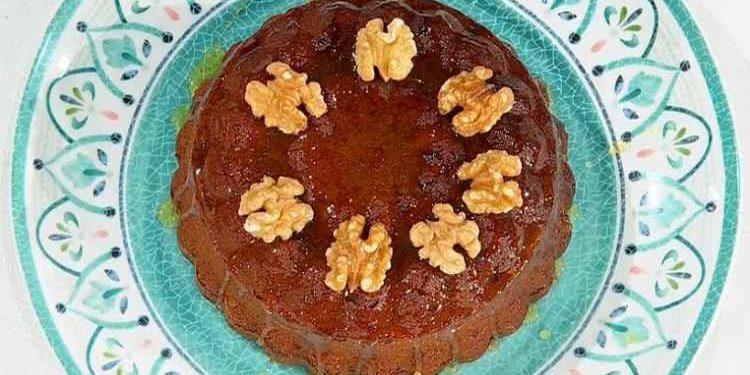 Torta integrale miele è sempre mezzogiorno
