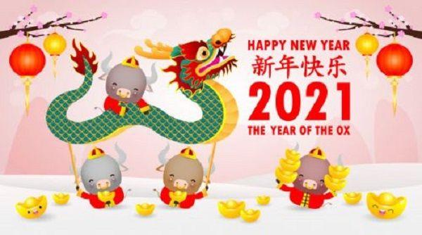 Oroscopo cinese 2021