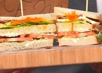 Club sandwich è sempre mezzogiorno