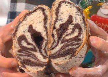 Pane bicolore è sempre mezzogiorno