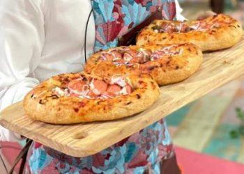 Pizza hot dog è sempre mezzogiorno