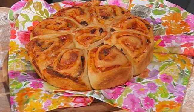 Pan di rose è sempre mezzogiorno