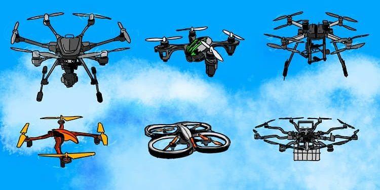 Droni utili a cosa servono